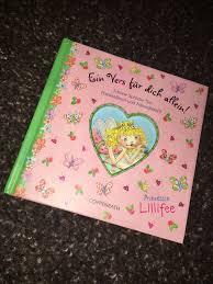 Prinzessin Lillifee Ein Vers Für Dich Allein Gerlinde Wermeier