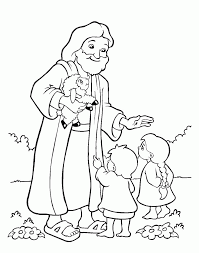 Sunday School Free Printable Coloring Pages - Coloring Home