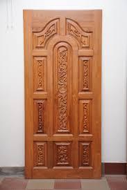 wood furniture door. Furniture Teak Wood Main Door - Padaiyappa Flower Model IndiaMART