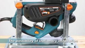 <b>Electric planer Bort BFB 850-T</b> - YouTube