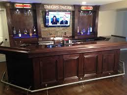 Home Design  Basement Sports Bar Ideas Cabinets Electrical Sport Bar Design Ideas