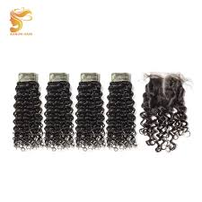 <b>AOSUN HAIR Brazilian Hair</b> Weave Bundles Kinky Curly 3 Bundle ...