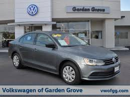 garden grove volkswagen. By Volkswagen Of Garden Grove Certified Used 2015 Jetta S Auto For $13,995. This Gets 34MPG HWY! With Only One Previous Owner, Grey Metallic