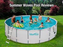 summer waves pool reviews updated 2021