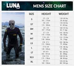 Lunasurf 2mm Short Arm Wetsuit Arcane Black
