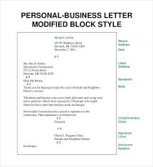 Business Letter Template 44 Free Word Pdf Documents Ideas Of Contoh ...