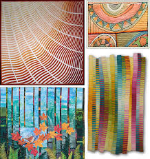 The History of The American Quilt: Art Quilts - Pattern Observer & ... quilts that speak to the viewer. * images ... Adamdwight.com