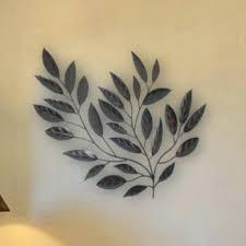 leaf wall decor stupendous metal online ergonomic terrific large sculpture  leaves