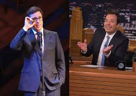Fallon Paid And Colbert Forbes Tv Jimmy Show Highest Stephen Hosts Ux6zp