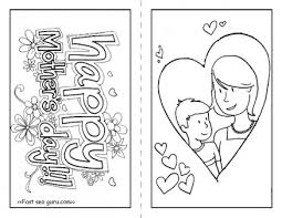 Day Cards To Print Happy Mothers Day Cards To Print And Color Printable Coloring