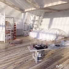 Home Designs: Artsy Industrial Loft - Loft Design