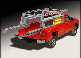 Pick up truck ladder rack w truck tool boxes and drawers - System ...