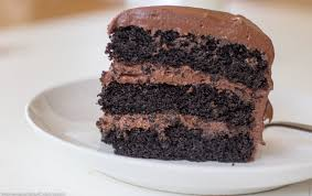 Image result for slice of chocolate cake images