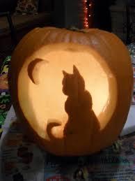 Cat Jack O Lantern Pattern Cool Ideas