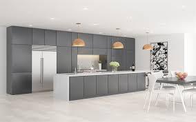 modern stylish furniture. 4k, Kitchen, White And Gray Interior, Stylish Furniture, Modern Apartment,  Furniture I