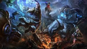 Hd Lol Wallpapers - League Of Legends ...