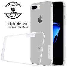 BH 1 ĐỔI 1] Ốp lưng dẻo Apple iPhone 8 Plus / iPhone 7 Plus Nillkin - Hàng chính  hãng giá cạnh tranh