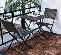 balcony patio furniture. Image Is Loading Outdoor-Patio-Furniture-Bistro-Set-Round-Table-2- Balcony Patio Furniture L