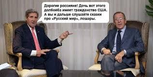 """Москва попередила США: """"Нові санкції проти нас вдарять по простих американцях"""" - Цензор.НЕТ 1660"""
