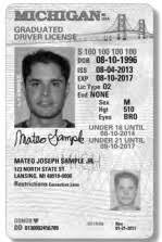 Licenses Driver's Understanding Graduated Michigan