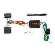 chevy gmc colorado canyon isuzu curt mfg trailer wiring kit store categories