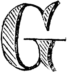 letter g decorative letter g clipart etc
