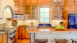 spanish style kitchen not sure what i love so much about this