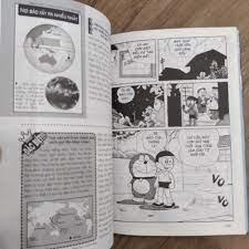Sách – Doraemon Thế Giới Khoa Học– Động Vật và Thực Vật- Thế Giới Diệu Kỳ- Thế  Giới Robot- Khí Hậu và Thời Tiết- Ánh
