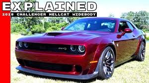 2018 dodge indigo blue. beautiful 2018 2018 dodge challenger srt hellcat widebody explained to dodge indigo blue