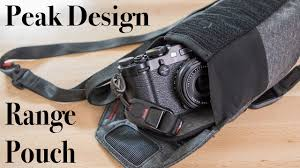 Peak Design Leica Bag Review Peak Design Range Pouch Comparison To Field Pouch