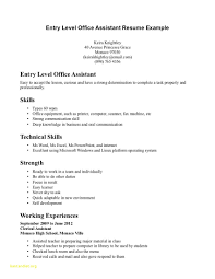 Medical Assistant Resume Objectives Luxury Entry Level Medical Assistant Resume Examples Entry Level 48