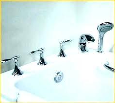 how to remove faucet handle how to change a bathtub faucet replacement bathtub faucet handles remove