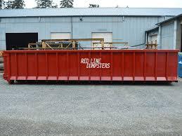 Newport News Red Line Dumpsters