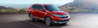 2019 Honda Cr V Trim Levels Lx Vs Ex Vs Ex L Vs Touring