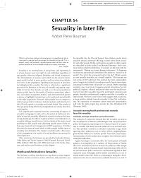 PDF) Bouman WP (2013) Sexuality in later life. Chapter 54. In: The Oxford  Textbook of Old Age Psychiatry. Second Revised Edition, pp.703-723. Prof  Tom Dening and Prof Alan Thomas (Eds.). Oxford: Oxford