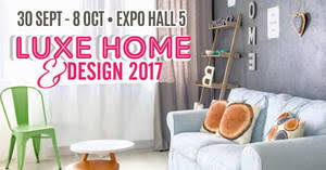 Small Picture Singapore Expo Tagged Posts Sep 2017 SINGPromoscom