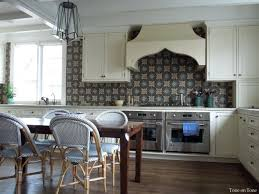 moroccan backsplash ...