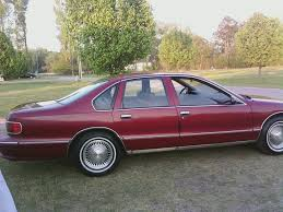 clean as a whistle 95 caprice classic lt1 detailed myself - Chevy ...