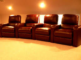 dark media room. Media Room Chairs Decoration News Dark