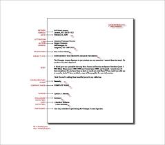 14 proper letter formats free sample example format intended for proper letter format
