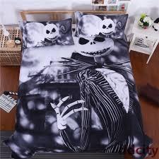 the nightmare before jack skellington bedding set duvet covers full
