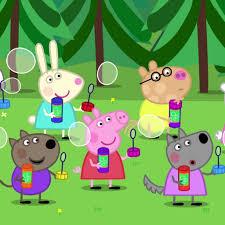 Peppa Pig: Wendy Wolf's Birthday