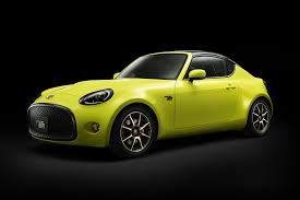 Toyota S-FR Concept Revealed, Should Enter Production with 130 HP ...