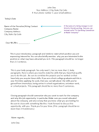 Online Cover Letter Template Resume Examples Templates How To Write