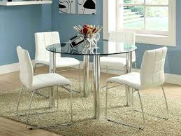 ikea glass dining table set tall candles light holders own dining table dining room furniture rectangle