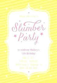 free sleepover invitation templates free printable slumber party invitations bgyouth pro