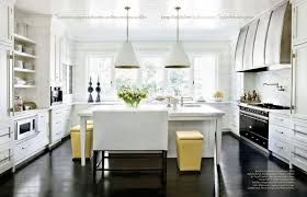 Floor White Kitchen Dark Wood Floor Remarkable Intended For White