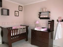 pink nursery furniture. scruffy bear nursery decor walls painted neutral with pinkstone wall border the pink furniture c
