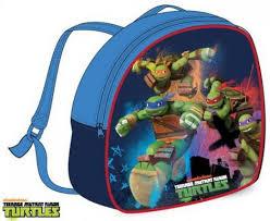 teenage mutant ninja turtles schooltas rugzak 26 5 cm
