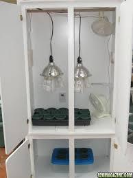 indoor closet grow room setup kit design